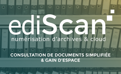 Solution d'archivage EdiScan