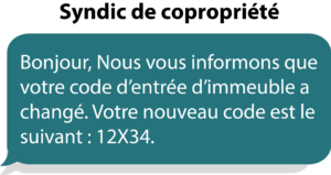 exemple campagne sms 1