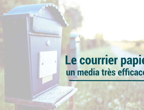 Article : Le courrier papier, un média très efficace